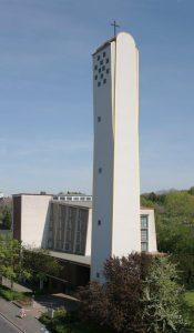 Die St. Meinolf Kirche