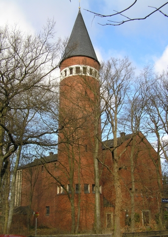 Heilig Geist Kirche in Emst
